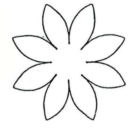 template  daisy flower trucdetacontka