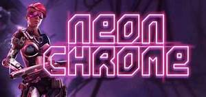 Neon Chrome for iOS AppsRead Android App Reviews