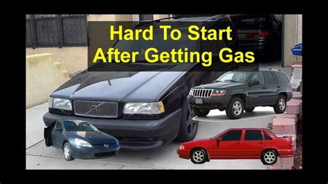 Why Is Your Car Or Truck Hard To Start Or Will Not Start