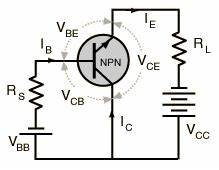 pnp voltage at common node in transistor electrical With with solar panel schematic diagram also npn and pnp transistor diagram