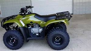 2016 Honda Recon 250 Atv Walk