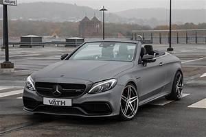 Mercedes Cabriolet Amg : 2018 vath mercedes amg c class coupe and cabriolet picture 135380 ~ Maxctalentgroup.com Avis de Voitures
