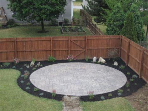 circle patio ideas   attractive   eyes