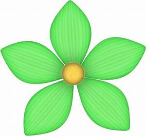 Green Flower Clipart | www.pixshark.com - Images Galleries ...