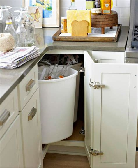 How To Deal With The Blind Corner Kitchen Cabinet  Live