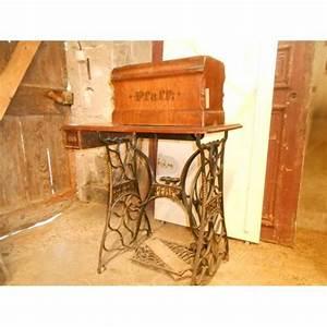 Ancienne Machine A Coudre : belle machine coudre pfaff ancienne p dale neuf et ~ Melissatoandfro.com Idées de Décoration