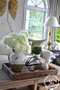 40 beautiful farmhouse style tray decor ideas coffe