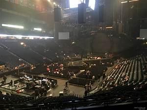 Bridgestone Arena Section 102 Concert Seating
