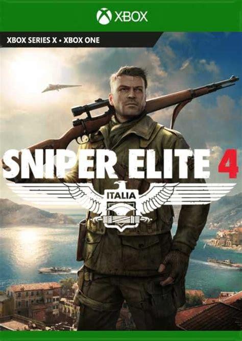 Sniper Elite 4 Uk Xbox One Cdkeys