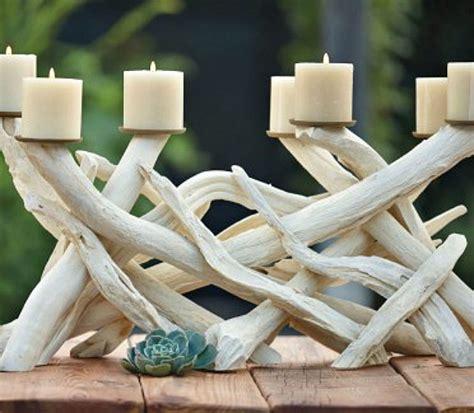 driftwood crafts sand  sisal