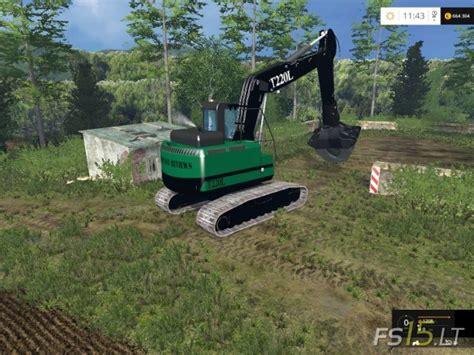 fdr t220l grapple loader v1 0 fs15 mods fs15 lt
