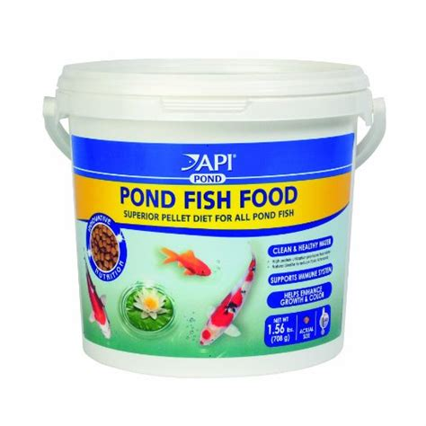 api cuisine api pond fish food 25 ounce import it all