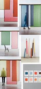 Raumteiler Mit Rückwand : von der decke abgependelten akustikelemente sind beidseitig h chstabsorbierend und zur zonierung ~ Sanjose-hotels-ca.com Haus und Dekorationen