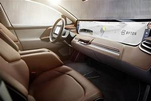 CES 2018: Byton's Concept Car Has a Gigantic Screen Time
