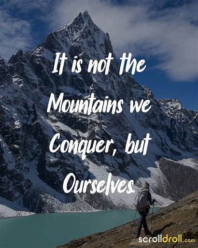 Mountain Quotes Mountains Calling Adventurers Inspire Ll