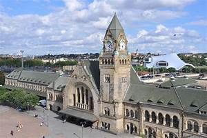 Plan De Metz : metz train station lorraine tourisme ~ Farleysfitness.com Idées de Décoration