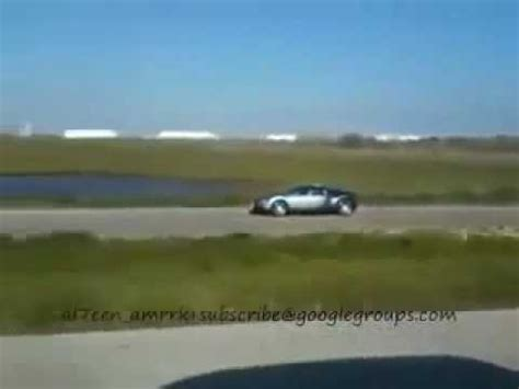 Bugatti Into Lake by Drives Bugatti Into Lake