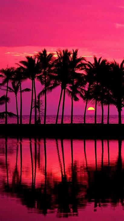 Galaxy Wallpapers Pretty Sunset S5 Hawaiian