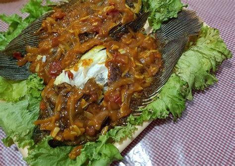 Cara budidaya ikan gurame ini telah diterapkan oleh salah satu mitra gdm yang bernama bapak ogo di cilacap. Resep Gurame Saus Padang oleh Rahma - Cookpad