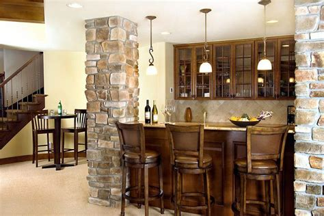 Small Indoor Bar Ideas by 20 Of The Most Lavish Wooden Home Bar Designs