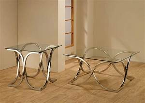benjamin silver glass coffee table steal a sofa With silver glass coffee table set
