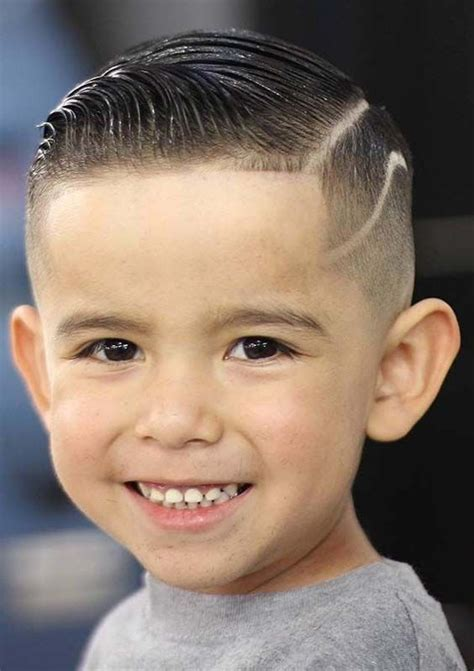 Kid Hairstyles For Boys by Best 25 Boy Haircuts Ideas On Boys