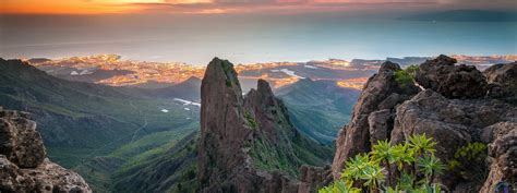 landscape wallpaper wallpaper the landscape of the canary islands