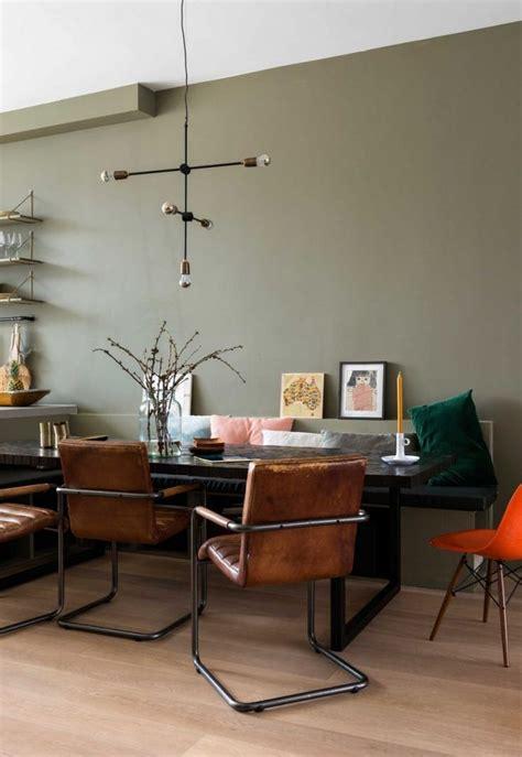 repeindre canapé les 25 meilleures idées de la catégorie vert kaki sur