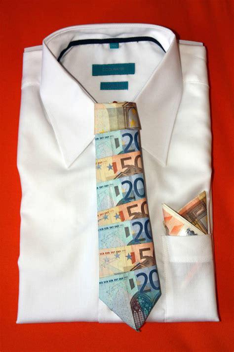 geldgeschenk krawatte hochzeitsportal