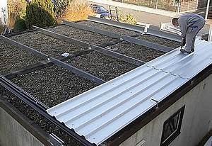 Garagendach Abdichten Kosten : das garagen pultdach von zapf zur sanierung und ~ Michelbontemps.com Haus und Dekorationen