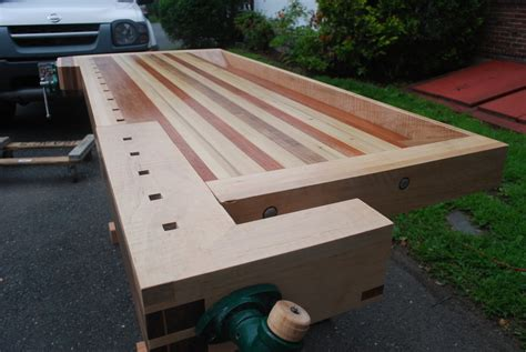 traditional workbench plans plans diy   power