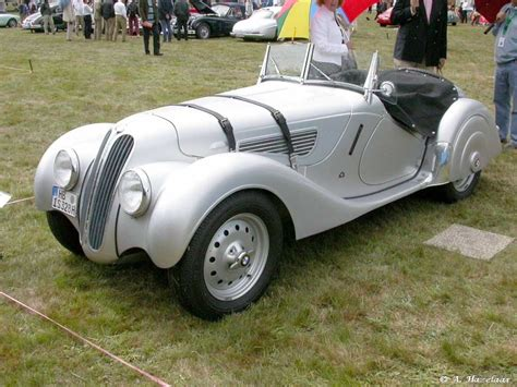 1936 Bmw 328 Roadster Bmw Supercarsnet