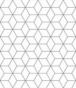 free tessellation patterns to print block tessellation With tessellating shapes templates