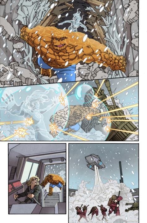 Against All Odds Marvel To Publish A Fantastic Four Comic