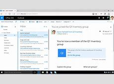 How To Use Office 365 Groups