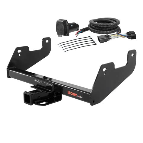 Ford F 150 Wiring Harnes Clip by Curt Class 4 Trailer Hitch Wiring For 2015 2016 Ford F