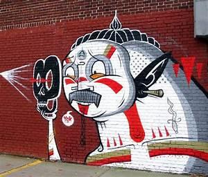 Urban Street Art Characters | www.pixshark.com - Images ...