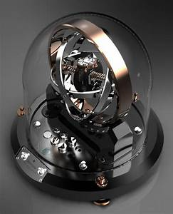 The Döttling Gyrowinder is the first watch winder to give ...