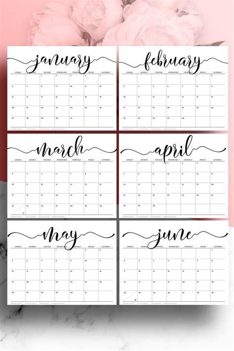 desk calendar  large desk calendar  monthly planner