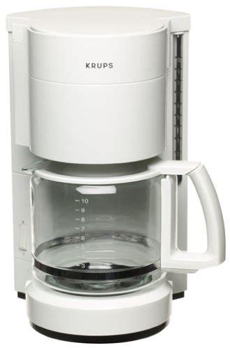 top   krups coffee machines reviewed coffeestrong