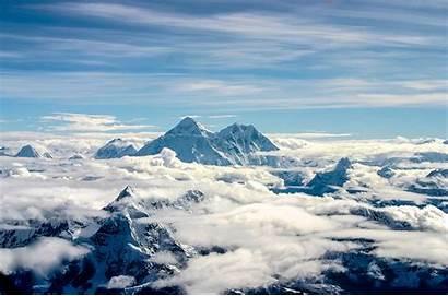 Everest Mount Aerial Wallpapers Screensavers Mountain Desktop