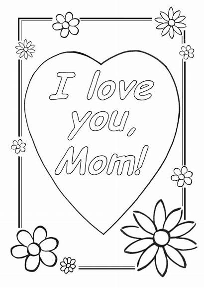 Coloring Mom Pages Cool Christian Sheets Wallpapers