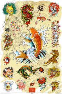 ed hardy designer ed hardy japanese designs tattoobite