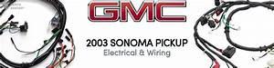 2003 Gmc Sonoma Electrical  U0026 Wiring