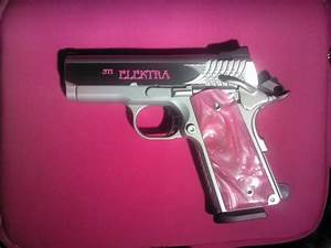 woman pink glock | Daughter want a pink 9mm Your thoughts ...