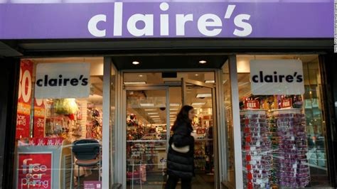 claires pulls childrens makeup kits  asbestos
