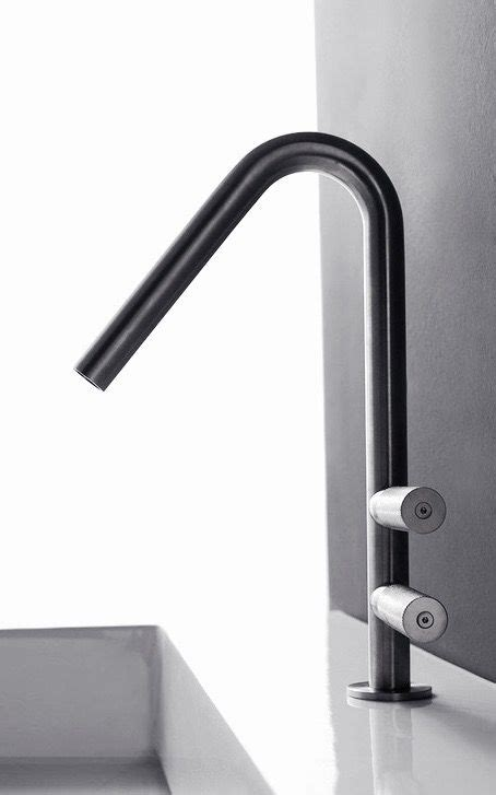 Modern Stainless Steel Bathroom Faucets by Trendy Bathroom Faucet Is Pureness Of Design Grace Of