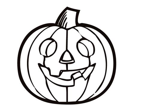printable pumpkin pictures coloring home