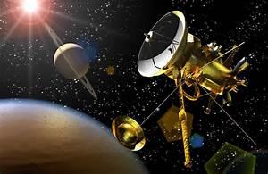 Cassini Legacy: 1997-2017 : Huygens probe jettison ...