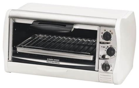 Conventional Toaster Oven by Black Decker Conventional 6 Slice Toaster Oven